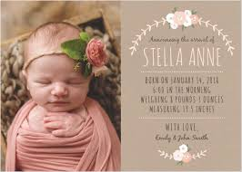 Birth Announcements 40 Off Super Cute Designs Basic Invite