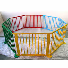 baby playpen foldable large indoor outdoor room play yard fence room divider