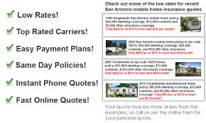Home San Antonio Mobile Home Insurance Best Homeowners Insurance Quotes Texas