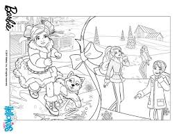 Small Picture Barbie Coloring Pages That You Can Color Online Coloring Pages