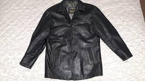 italian leather jacket used