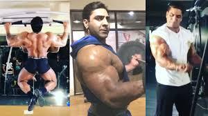 Varinder Ghuman Diet Chart Varinder Singh Ghuman Biceps Triceps Workout Indian Biggest Vegetarian Bodybuilder Physique