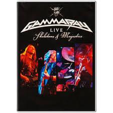 Gamma Ray Dvd