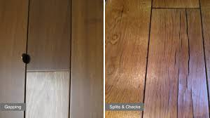 this damage is permanent because your hardwood floor finish is ed your wood is no longer protected