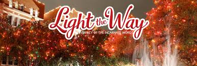 UIW Light the Way