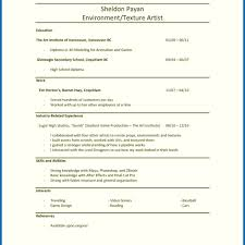 Resume Templates For Students First Resume Templateigh School Job Resumes Writingighschool