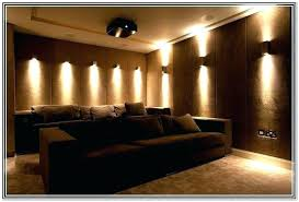 home lighting design ideas. Home Theater Rooms Room Lighting Images Designs Sconces Design Ideas Wall . Decor T