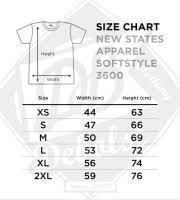 Daftar Harga Kaos New States Apparel Di Bukalapak Mei 2019