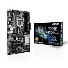 Prime H270 Plus Motherboards Asus Global