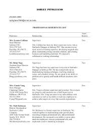 do you list references on a resumes list references on resume format reference for professional