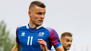 Alfred Finnbogason Icelands Bundesliga Goal Hunter At The