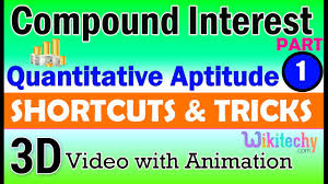 Compound Interest 1 Aptitude Interview Questions Papers And Answers
