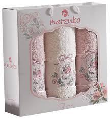 Текстиль для ванной Oran <b>Merzuka</b> купить в Москве, цены на ...