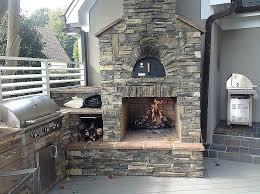 patio patio chimney fire pit lovely fresh outdoor pizza oven fireplace best elegant vs