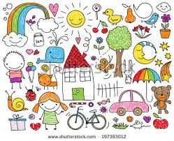 Small Picture Kids Drawing Stock Images Royalty Free Images Vectors