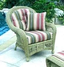replacement cushions for wicker furniture replacement cushions for