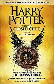 harry potter and the cursed child audio book