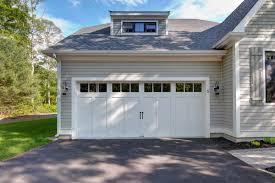 Clopay Coachman Collection carriage house garage door. Low ...