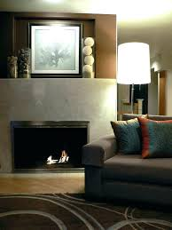 fireplace lamps art buffet lamps on fireplace mantel
