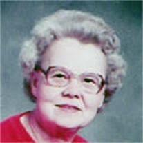 Myrtle Pierce Obituary - Visitation & Funeral Information
