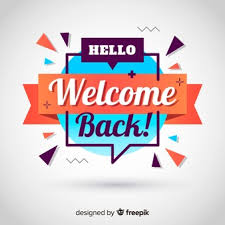 Welcome Back Graphics Welcome Vectors Photos And Psd Files Free Download