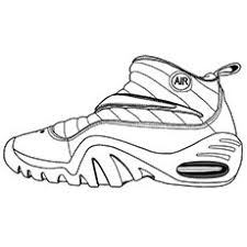 coloring pages of basketball. Unique Basketball Shoes To Play Basketball Coloring Pages With Of R