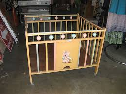 vintage wood playpen vintage wood playpen vintage portable crib vintage porta crib the vintage baby playpen vintage wood and crib