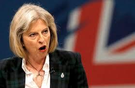Resultado de imagem para fotos ou imagens da primeira-ministra May