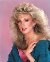 Twenty Pictures Of 80s <b>Style Big</b> Hair