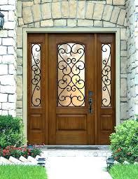 tempered glass panels home depot exterior doors for steel front homes fiberglass door