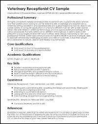 Corporate Receptionist Resume Nmdnconference Com Example Resume