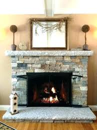 reface fireplace resurfacing fireplace with stone cost to reface brick fireplace with stone veneer reface brick fireplace with stacked stone