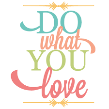 Do What You Love Quotes Delectable Do What You Love SVG Vinyl Quote Svg Files For Cutting Wall Art Svgs