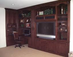custom made home office. Home Office And Built In Wall Unit Combination Unit. Custom Made O