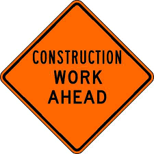 Image result for road construction sign logo
