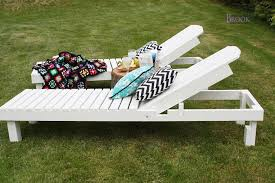35 wood chaise lounges diy projects