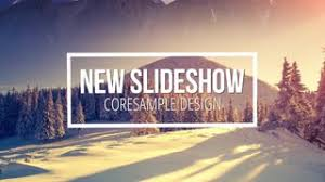 After Effects Slideshow Templates To Slide Into Success