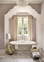 traditional bathroom lighting ideas white free standin. Traditional Bathroom With Freestanding White Porcelain Oval Bathtub S M L F Lighting Ideas Free Standin