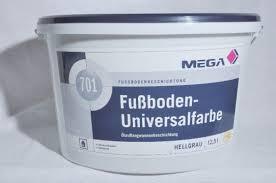 There are no messages on tf701mega's profile yet. Landstreicher24 De Mega Fussboden Universalfarbe 12 5 Ltr