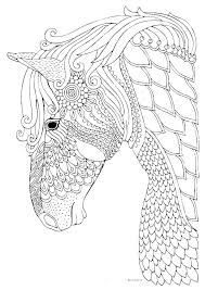 Horse Coloring Picture Predragterziccom