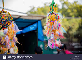 What Store Sells Dream Catchers Dreamcatcher for sale at a shop in New Delhi India It is a 3
