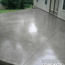 simple concrete patio designs. Brilliant Patio I Like The Smooth And Simple Patio With Varigated Coloring  Think This  Is Concrete For Simple Concrete Patio Designs O