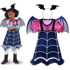 New Vampirinas <b>Dresses</b> Cosplay Costumes Vampirina Headband ...
