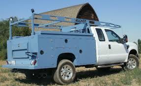 Standard Pickup Utility Bed