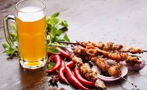 Science Proves That Beer Affects The Spiciness Of Food
