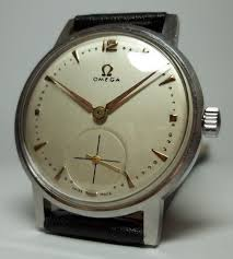 used vintage omega 265 swiss mens watch manual wind stainless used vintage omega 265 swiss mens watch manual wind stainless steel case screw back watches for best price
