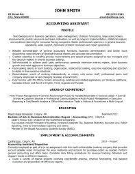 Resume Accountant Sample Joefitnessstore Com