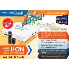 VNPT Smartbox 2 Ram 2G - Android TV Box chính hãng VNPT | Nông Trại Vui Vẻ  - Shop