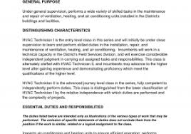 Hvac Technician Resume Examples. Download Hvac Technician Resume ...