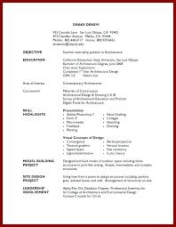 Resumes For High School Students Lezincdc Com